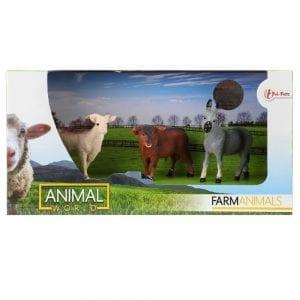 Animal World - Boerderijdieren met Ezel Verpakking | Zussb