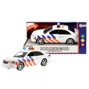 Politieauto speelgoedauto | Zussb