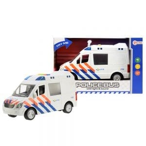 Politiebus speelgoedauto | Zussb