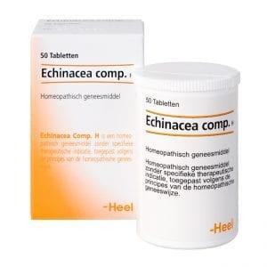 Heel Echinacea Comp 50 tabletten | Zussb