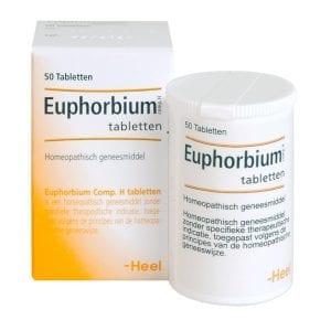 Heel Euphorbium 50 tabletten | Zussb