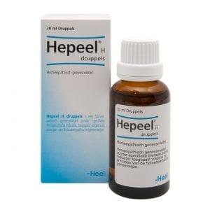 Heel Hepeel 30 ml | Zussb