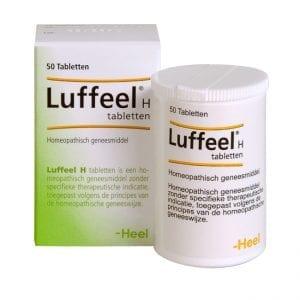 Heel Luffeel 50 tabletten | Zussb