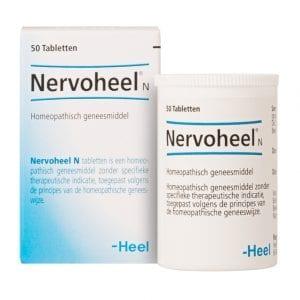 Heel Nervoheel 50 tabletten | Zussb