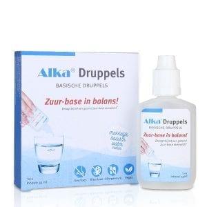 Alka - Basische Druppels - 55ml | Zussb