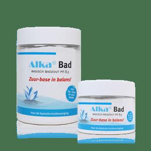 Alka - Basisch Badzout - combinatie - transparant | Zussb