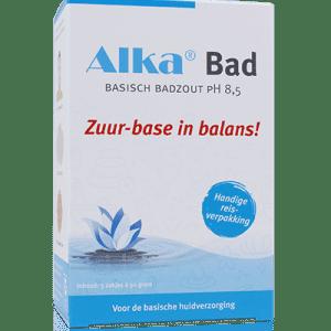 Alka - Basisch Badzout - doos - transparant | Zussb