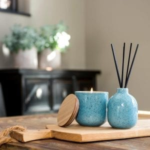 ISHI - Home Geurkaars - Bamboo en White Tea | Zussb