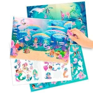 Fantasy Model - Stickerworld | Zussb