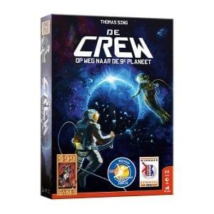 999 Games - De Crew | Zussb