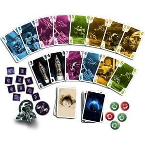 999 Games - De Crew - kaarten | Zussb