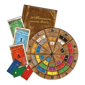 999 Games - Exit De Verlaten Hut | Zussb