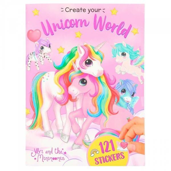 Fantasy Model - Unicorn World - verpakking   Zussb