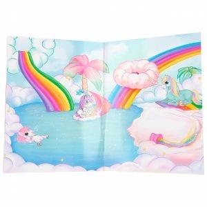 Fantasy Model - Unicorn World   Zussb