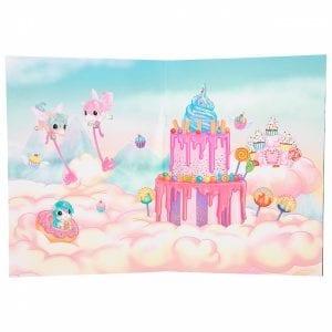 Fantasy Model - Unicorn World - open   Zussb
