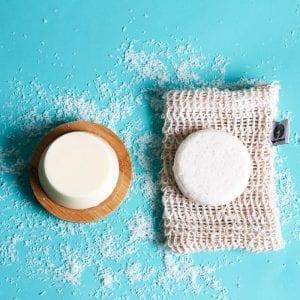 Conditioner Bar + Shampoo Bar - Kokos | Zussb