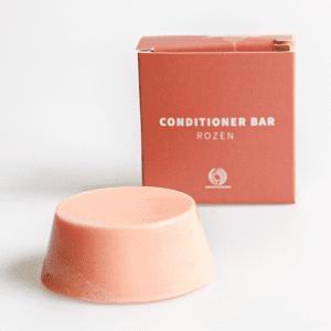 Conditioner Bar - Rozenblaadjes - verpakking | Zussb