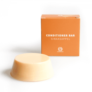 Conditioner Bar - Sinaasappel - verpakking | Zussb