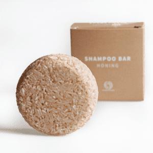 Shampoo Bar - Honing - verpakking | Zussb