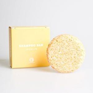Shampoo Bar - Jasmijn - verpakking | Zussb