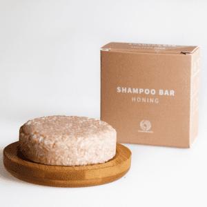 Shampoo Bar - Honing - sfeer | Zussb