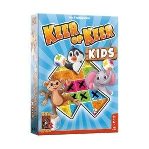 999 Games - Keer op Keer Kids | Zussb