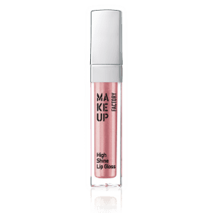 Makeup Factory - High Shine Lip Gloss - 20 Pink Glaze | Zussb